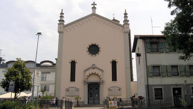 Kosciol Sw Marka w Udine 1
