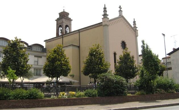 Kosciol Sw Marka w Udine 2
