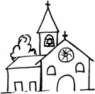 Chiesa disegno